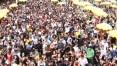 Bloco Agrada Gregos inicia folia na Marquês de São Vicente