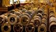 EUA reduzem cota de importação de aço brasileiro, diz Itamaraty