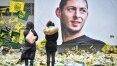 Polícia britânica investiga vazamento de fotos do corpo de Emiliano Sala