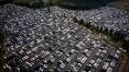 Venda de veículos novos desaba no Brasil e registra queda de 76% em abril