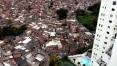 Incêndio atinge favela de Paraisópolis