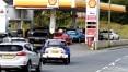 Britânicos fazem filas em postos temendo escassez de gasolina causada pelo Brexit