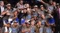 Golden State Warriors é campeão da NBA