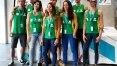 Mundial de escalada começa com 'status olímpico'