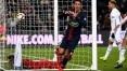 Neymar sai lesionado, mas PSG bate Strasbourg e vai às oitavas na Copa da França
