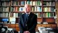 'Presidente de Supremo não faz pacto político', afirma jurista José Afonso da Silva