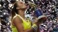 WTA acrescenta eventos no calendário e chega a 21 torneios