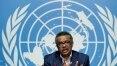 Quem é Tedros Adhanom Ghebreyesus, o chefe da Organização Mundial da Saúde?