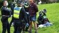 Austrália e Nova Zelândia registram protestos contra medidas de distanciamento social