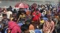 Bangladesh envia refugiados rohingya para uma ilha remota em projeto polêmico