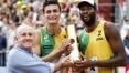 Surpresas, Evandro e André exaltam título no vôlei de praia: 'Ganhamos confiança'