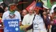 Papa pede respeito aos indígenas e diz que 'ideologias são uma arma perigosa'