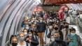 Brasil contabiliza média móvel diária de 693 óbitos por coronavírus
