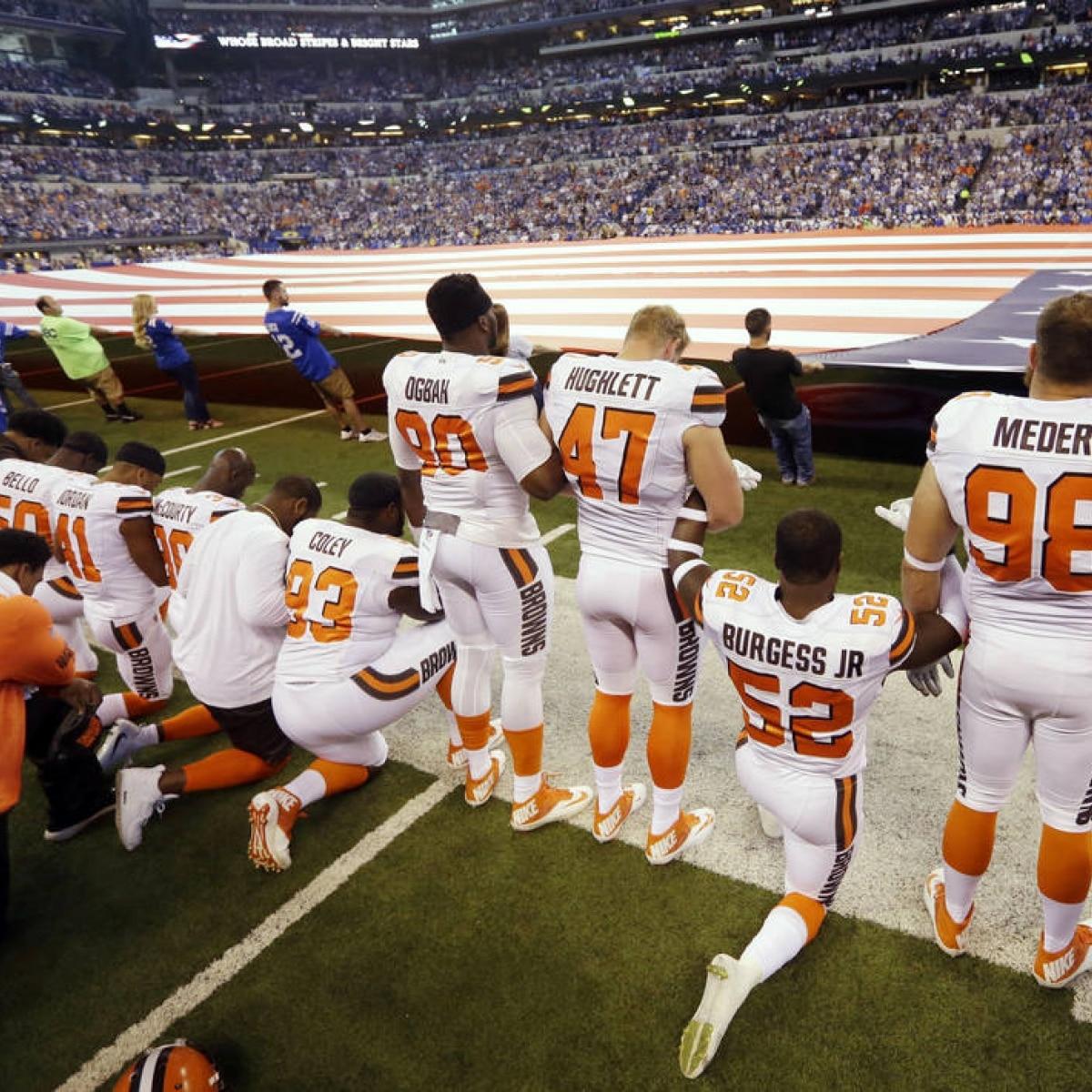 753dae0ad3 Donos dos times da NFL têm medo de seus jogadores