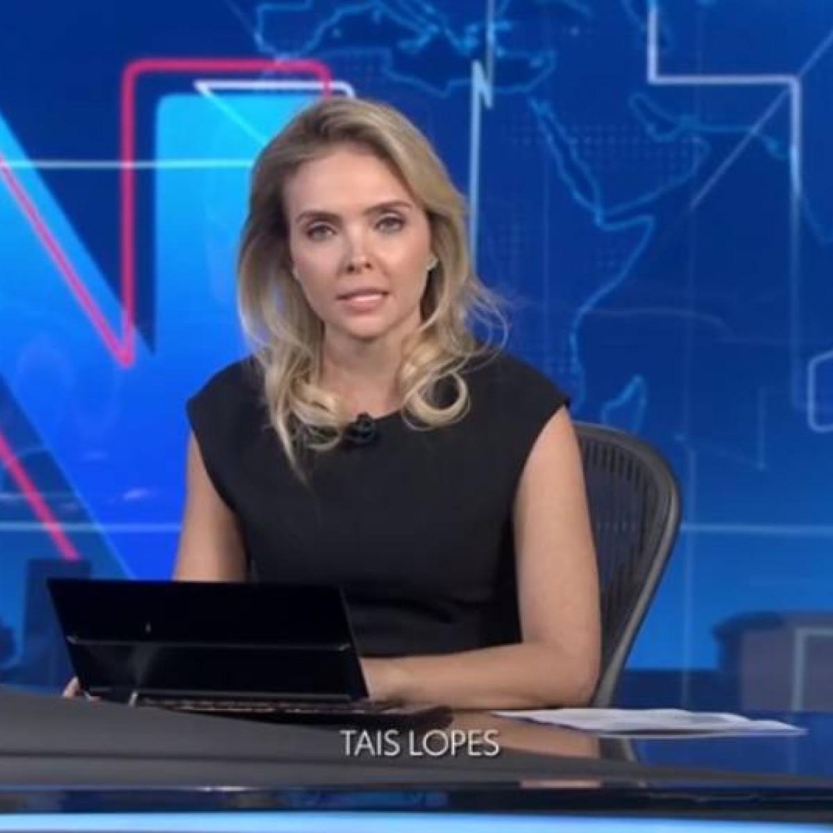 Cnn Brasil Anuncia Contratação De Taís Lopes Jornalista Da