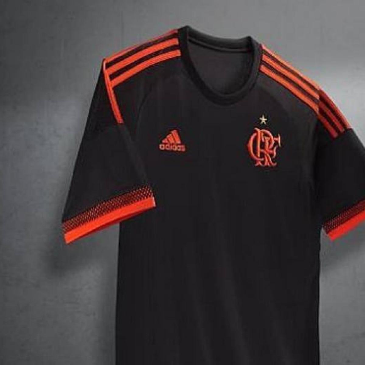 64a6f3788643b Flamengo lança nova terceira camisa para 2016