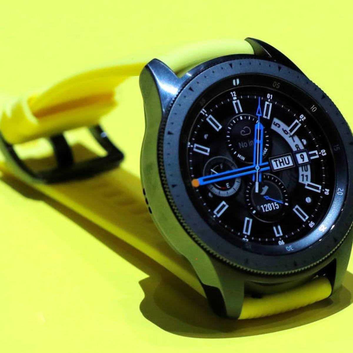 f17e32702b9 Relógios de Apple e Samsung focam na saúde e deixam moda de lado - Link -  Estadão