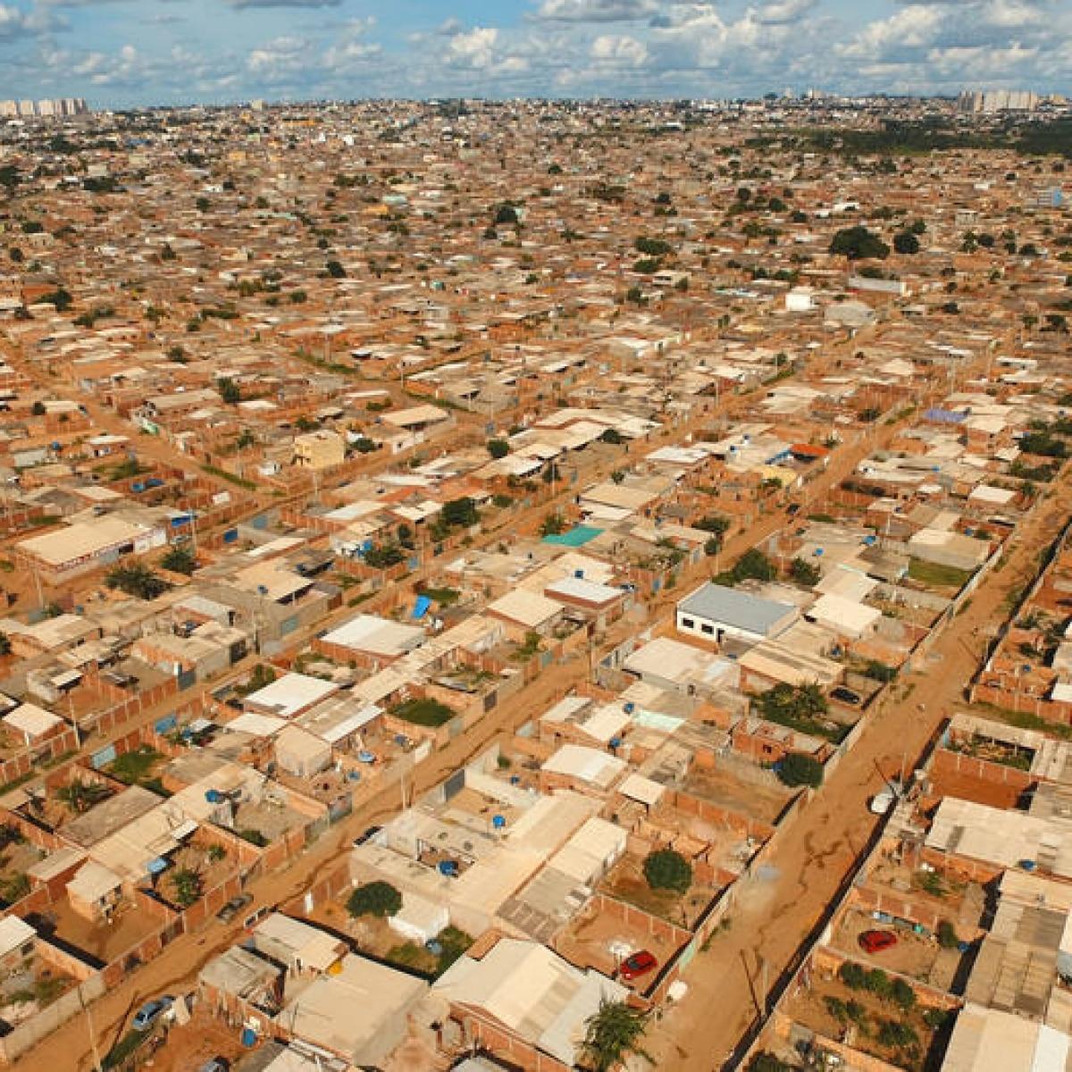 Sol Nascente  a grilagem de terra em uma das maiores favelas da América  Latina - Brasil - Estadão c07af6527a