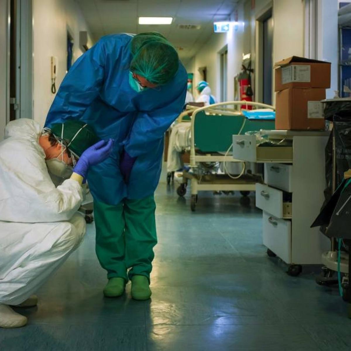 Faltam 5,9 milhões de enfermeiros no mundo, alerta OMS - Saúde ...