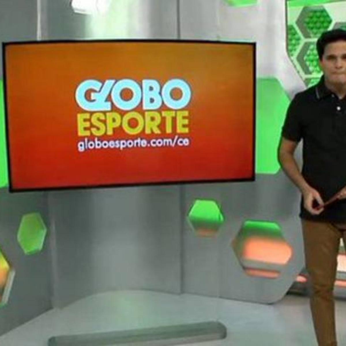 Apresentador Do Globo Esporte Que Pediu Demissão Ao Vivo