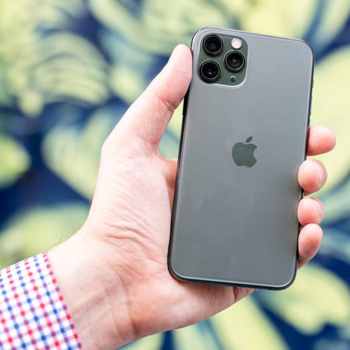Potente Iphone 11 Pro Max Permite Uso Por Mais De Um Dia Link Estadao