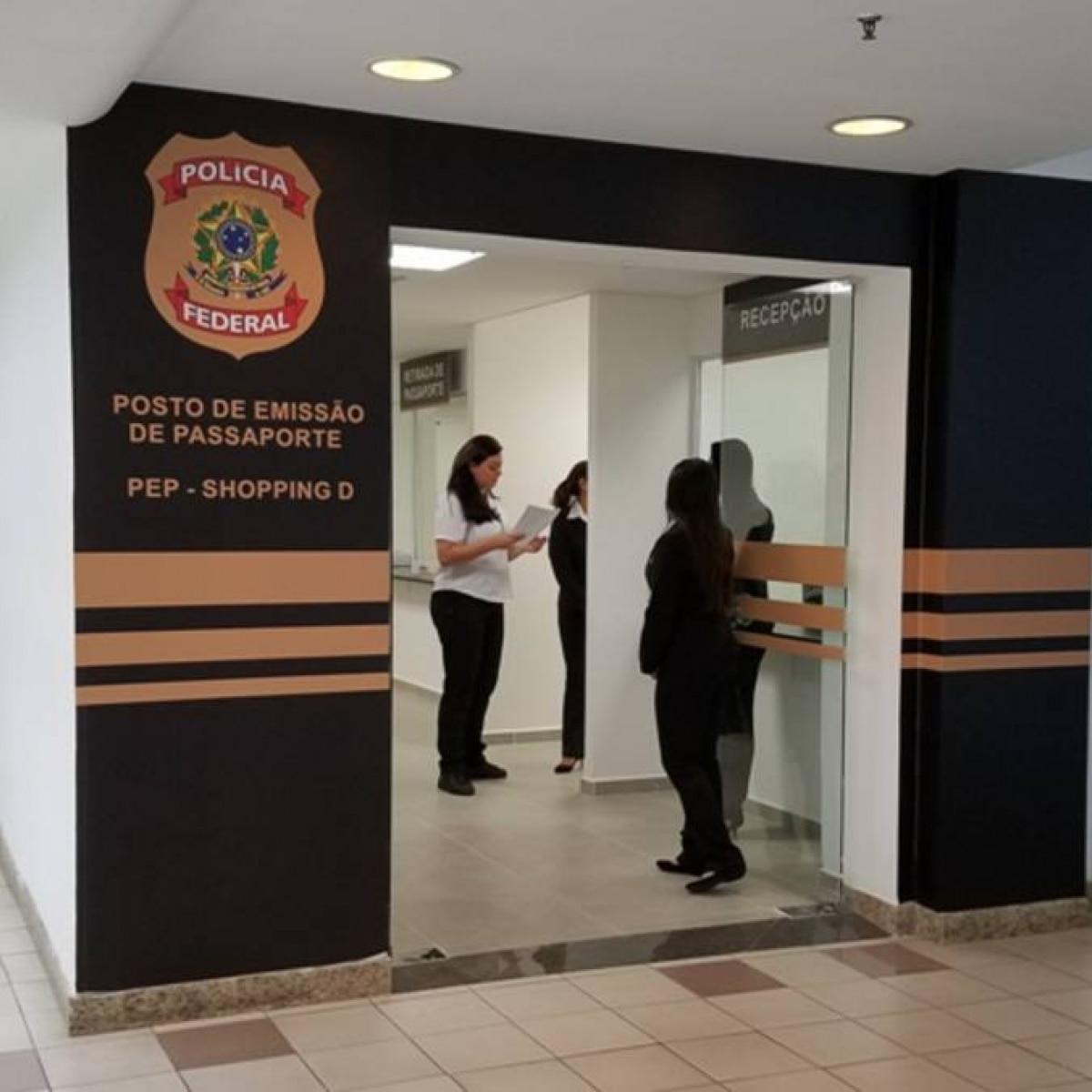 341f162f2c814 Polícia Federal inaugura posto de emissão de passaportes no Canindé - São  Paulo - Estadão