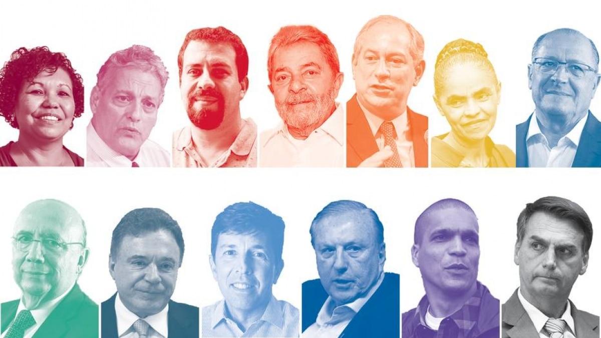 a38ab23f2c Pesquisa Ibope aponta Bolsonaro como líder isolado sem Lula - Política -  Estadão