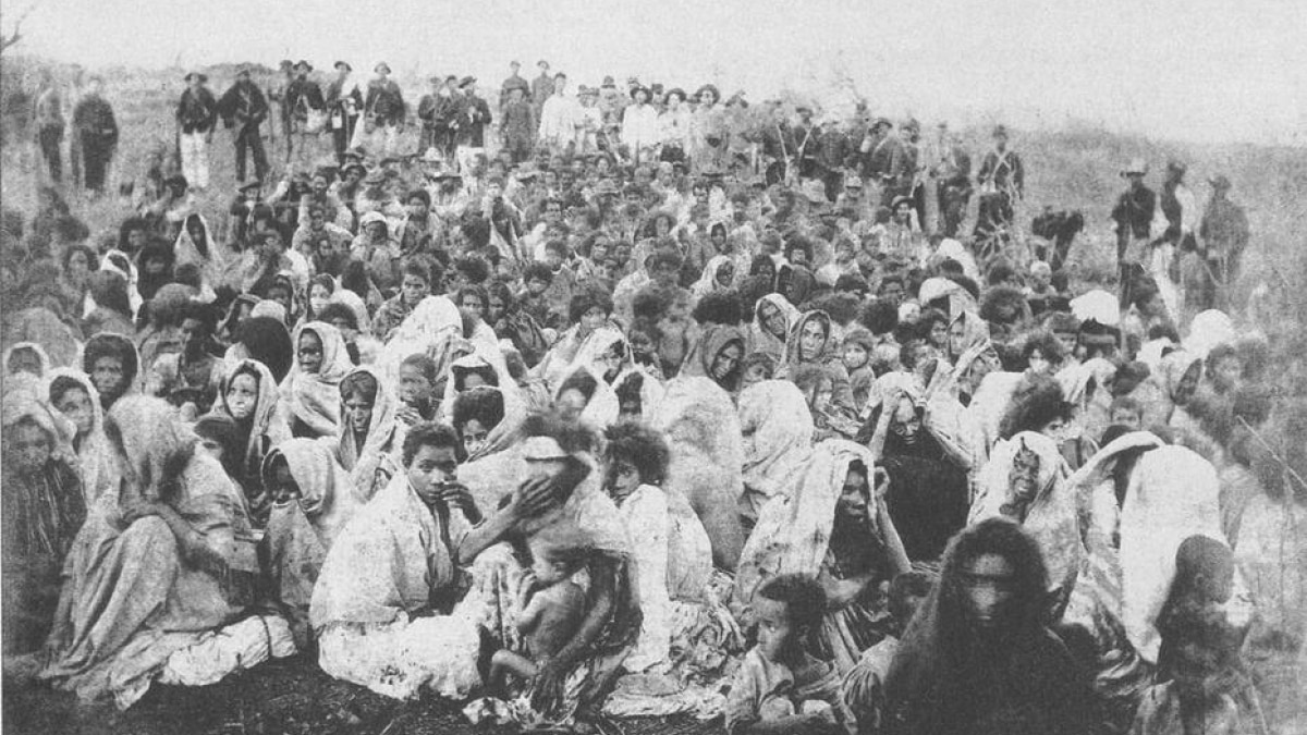 03a59b681a 120 anos após fim da guerra de Canudos participação indígena no conflito  ainda é menosprezada - Cultura - Estadão