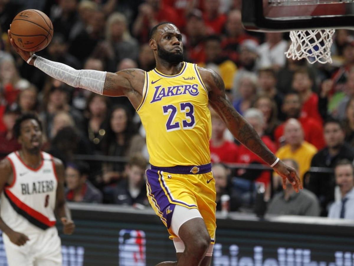 Entenda o por que LeBron James continuará usando o número 23 - Basquete -  Fera