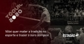 O Brasil no vôlei nos Jogos Olímpicos de Tóquio