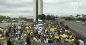 Partidários vão a Brasília para posse de Bolsonaro