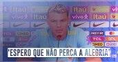 Thiago Silva sobre Neymar: 'espero que não perca...