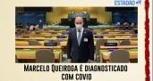 Marcelo Queiroga é diagnosticado com covid e...