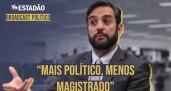 Rafael Cortez 'Moro e? cada vez mais poli?tico e...