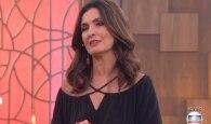 Reprodução de 'Encontro com Fátima Bernardes' (2018) / Globo