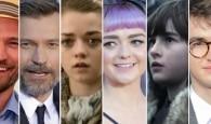 'Game of Thrones': compare o elenco de 'GoT' na 1ª e na última temporada