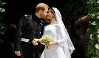 Veja as fotos do casamento do príncipe Harry e Meghan Markle