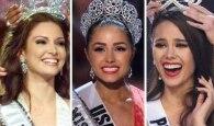 Miss Universo: relembre as vencedoras do concurso neste século