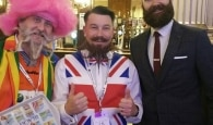 Facebook /  The British Beard and Moustache Championships