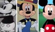 Mickey Mouse faz 90 anos: confira curiosidades sobre o personagem