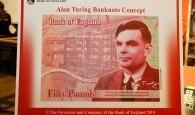 'Pai da computação', Alan Turing será homenageado em nota de 50 libras na Inglaterra