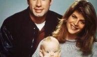 Kirstie Alley e John Travolta