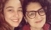 Débora Lamm e Inez Viana