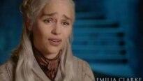 Elenco de 'GoT' se 'despede' da série em vídeo da HBO