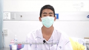 Meninos tailandeses receberão alta na quinta