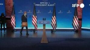 Biden apresenta pacote de US$ 1,9 tri