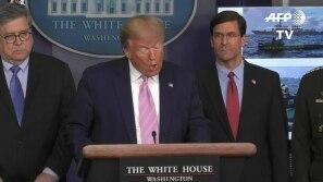 Trump lança dúvidas sobre números do...