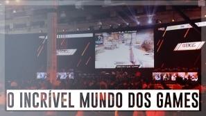 BGS: Maior evento de games da América Latina...