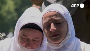 25 anos do massacre de Srebrenica