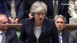 Acordo do Brexit fracassa no Parlamento